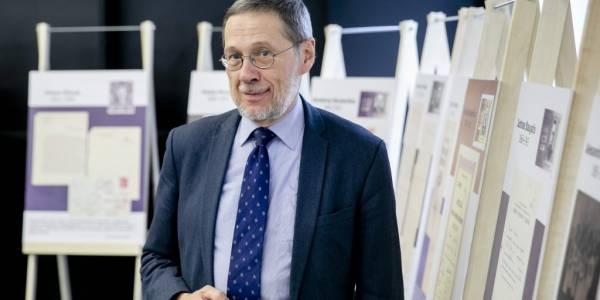 """Prof. Liudas Mažylis: """"Istorinė atmintis padeda, o ateitis – mūsų atsakomybė"""""""