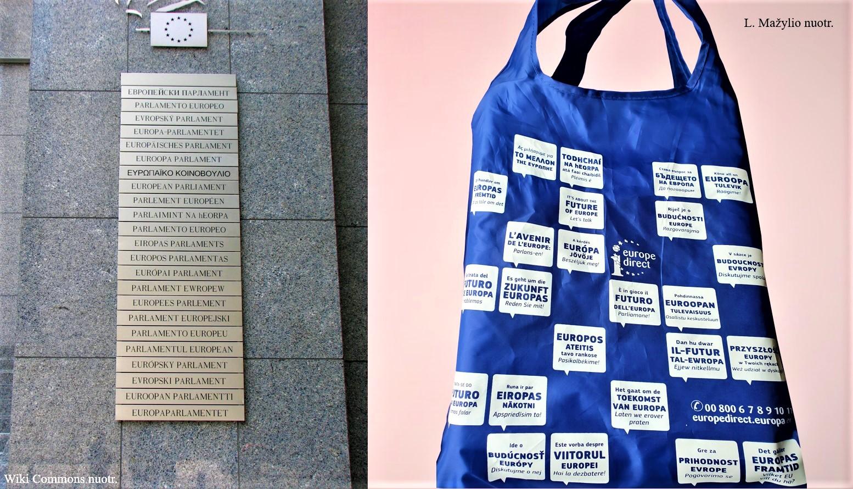 Spaudos atgavimo, kalbos ir knygos dieną - mintys apie lietuvių kalbą ES, Europos Parlamento kontekste