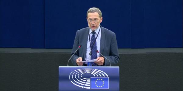 """L.Mažylis: """"Europos ligų prevencijos ir kontrolės centro funkcijos turi būti išplėstos"""""""